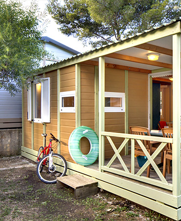 Camping Giens Provence CHALET