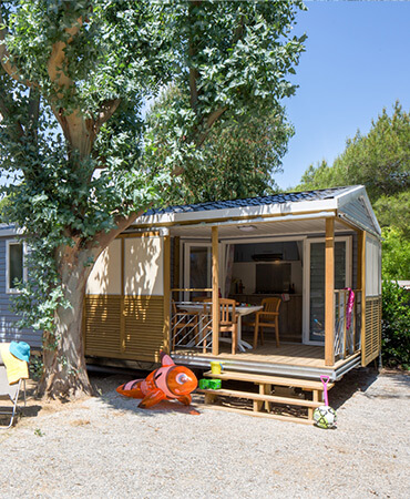 Camping Giens Soléo MOBILE HOME
