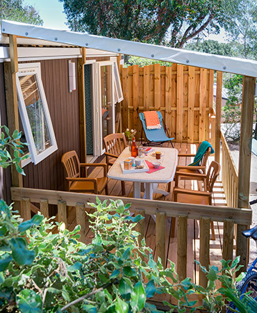 Camping Giens Grand Alizé MOBILE HOME