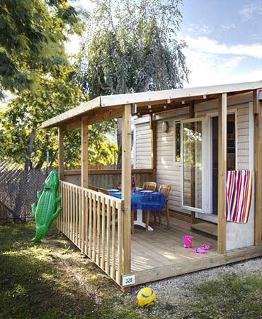 Camping Giens Alizé MOBILE HOME