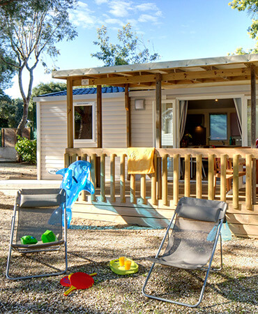 Camping Giens Hélios MOBILE HOME