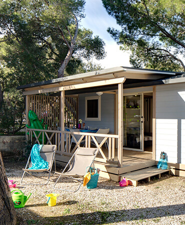 Camping Giens Pacific CHALET