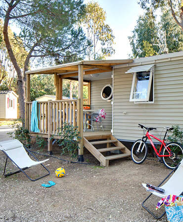 Camping Giens Riviera MOBILE HOME